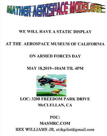 2019 MASM Armed Forces Day