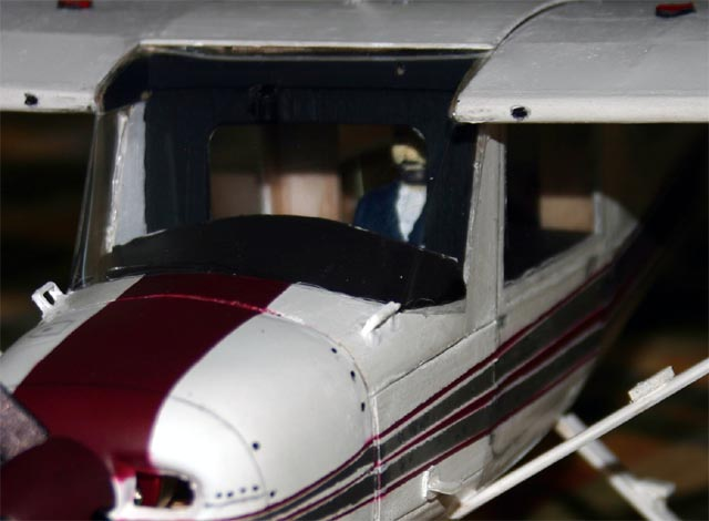 You are browsing images from the article: From Richard Malinowski - Cessna 152 scale model of N67405 (cessna-n67405-05.jpg)